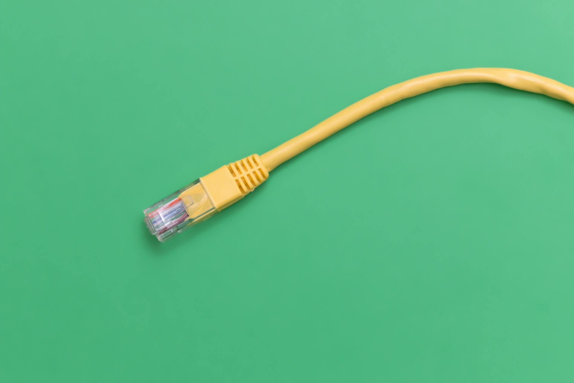 4 apparaten voor je netwerk in huis utp kabel