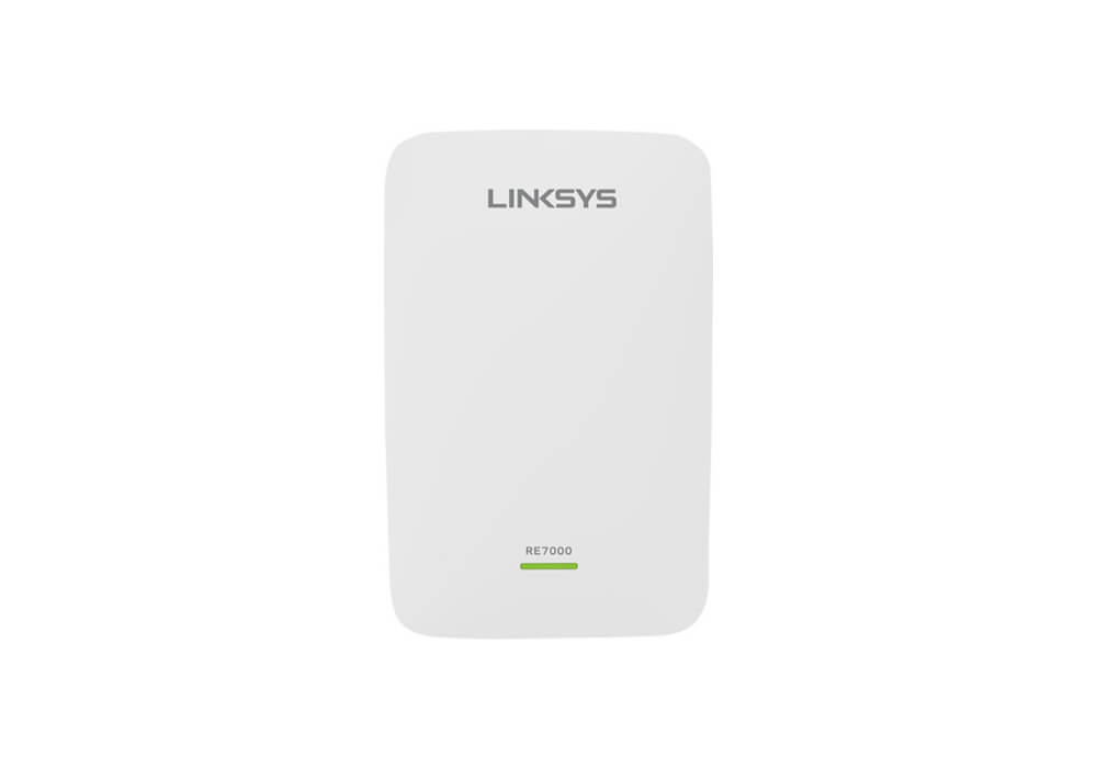 Linksys max stream RE7000
