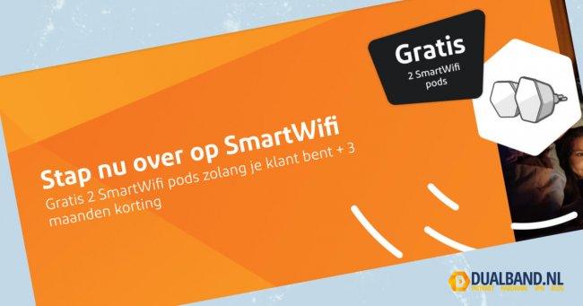 Gratis ziggo wifi booster pods update