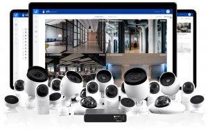 Unifi protect camera's