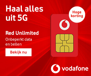 Vodafone Red sim only 5G