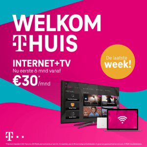 T-Mobile thuis aanbieding